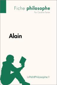 Alain (Fiche philosophe)