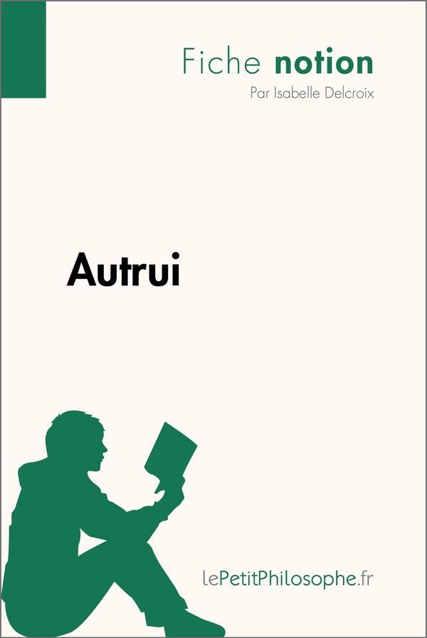 Autrui (Fiche notion)