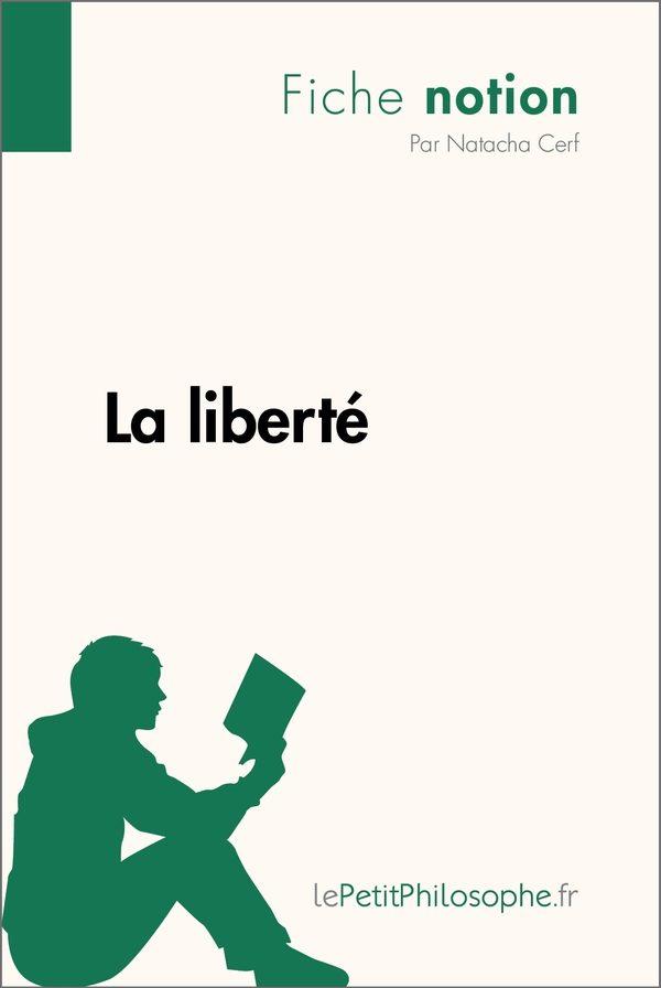 La liberté (Fiche notion)