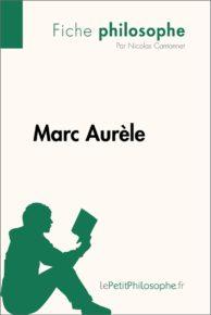 Marc Aurèle (Fiche philosophe)