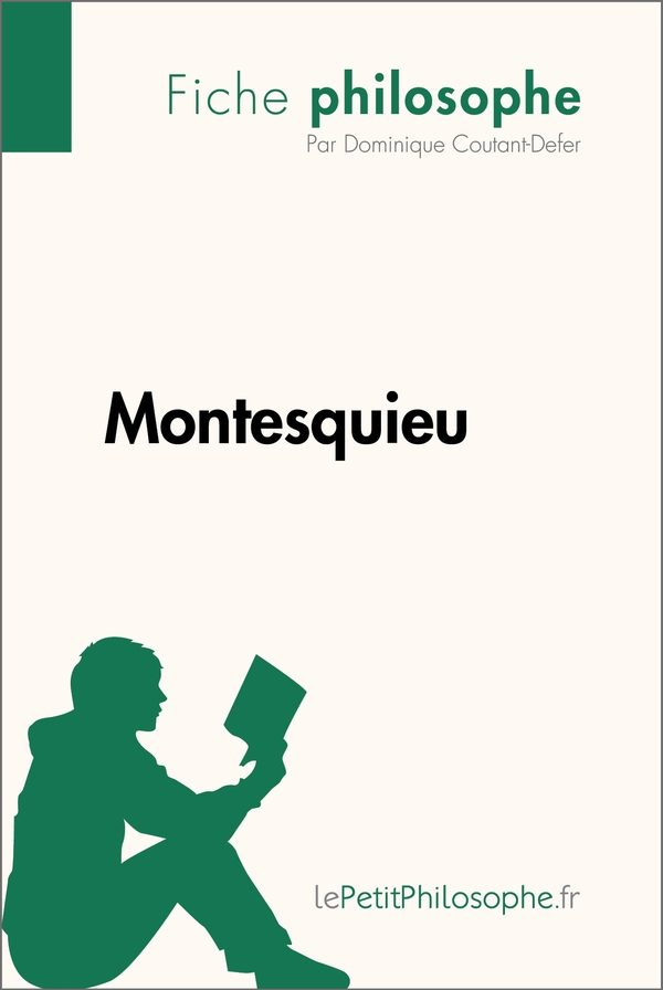 Montesquieu (Fiche philosophe)