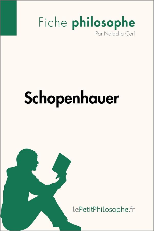 Schopenhauer (Fiche philosophe)