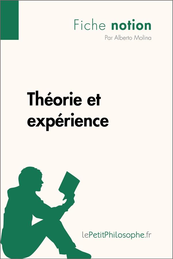 Théorie et expérience (Fiche notion)