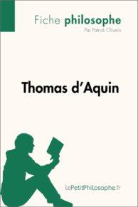 Thomas d'Aquin (Fiche philosophe)
